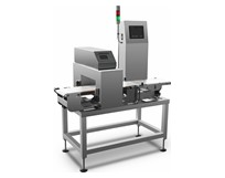 IMC-300 Metal detector and check weigher combo
