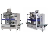 Solpac SP-101 Sachet Machine - Powders